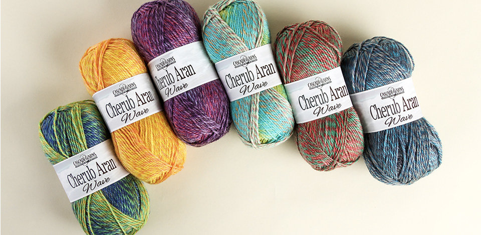 Shop closeouts from Cascade Yarns.