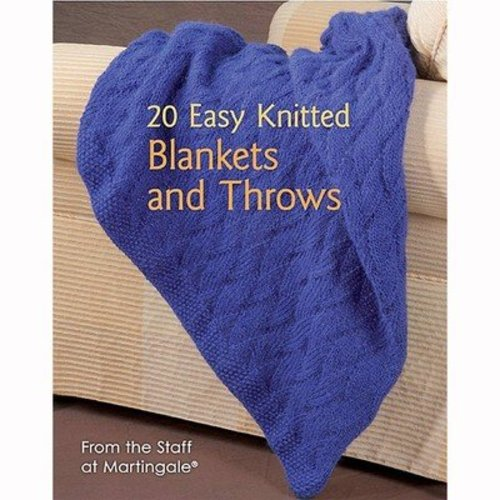 View larger image of 20 Easy Knitted Blankets and Throws