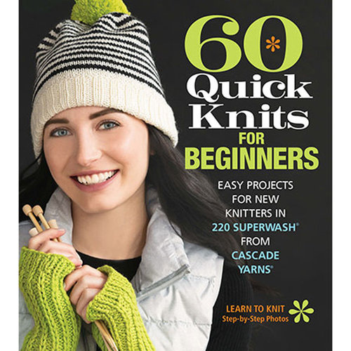 View larger image of 60 Quick Knits for Beginners