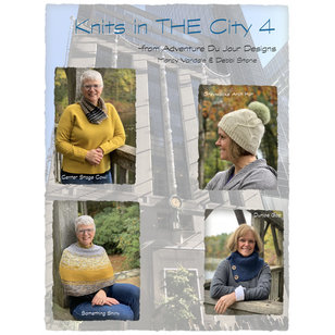 Knits in THE City 4 eBook