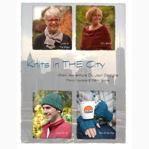 View larger image of Knits in THE City ebook