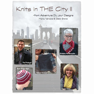 Knits in THE City II eBook