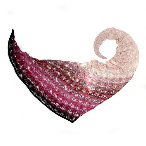View larger image of Grevillea Shawl Kit