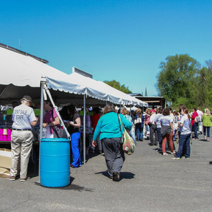 19th Annual Tent Sale - October 8th-16th, 2021