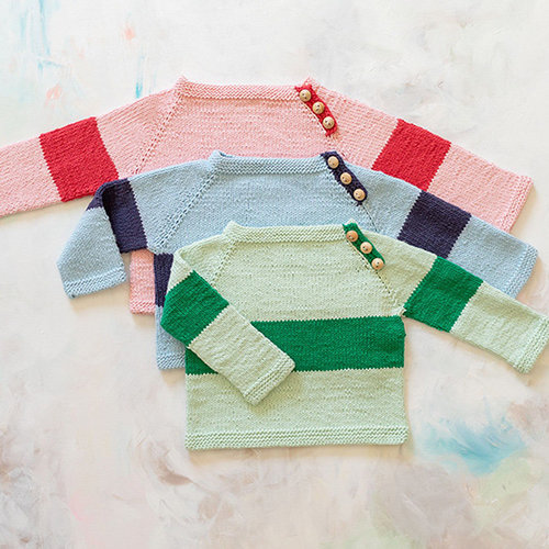 View larger image of Play Date Rugby Baby Sweater