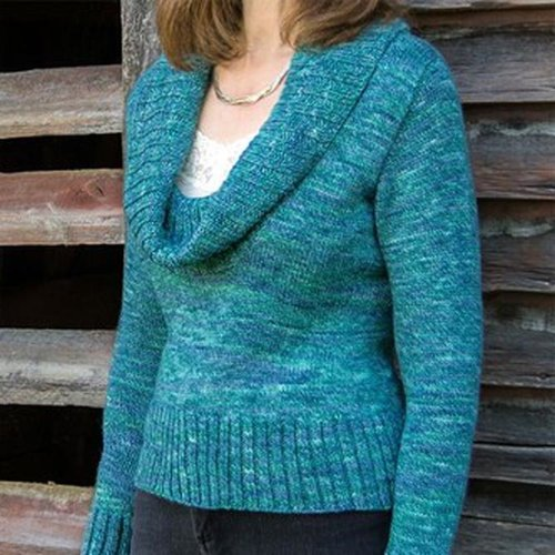 View larger image of 102 Acadia Top-Down Pullover PDF