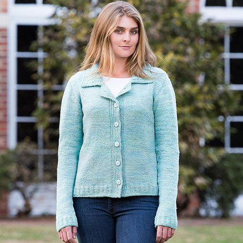 View larger image of 120 Anchorage Top-Down Cardigan PDF