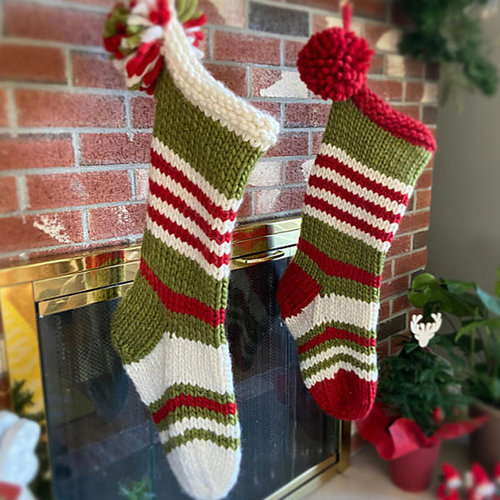 View larger image of Merry Stockings (Free)