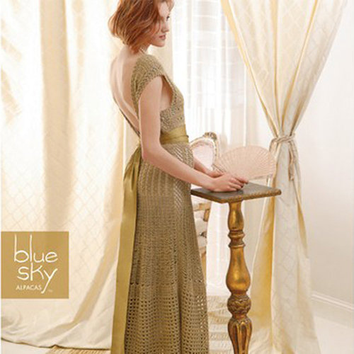 View larger image of 1930s Inspired Gown