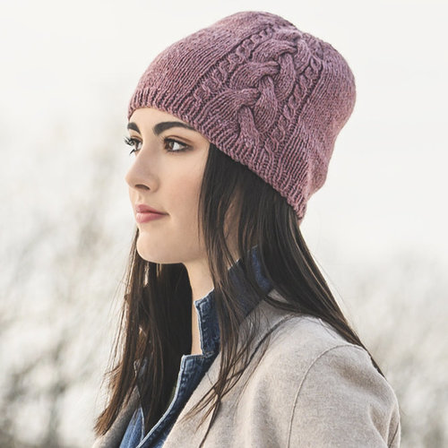 View larger image of Claremont Cabled Hat PDF