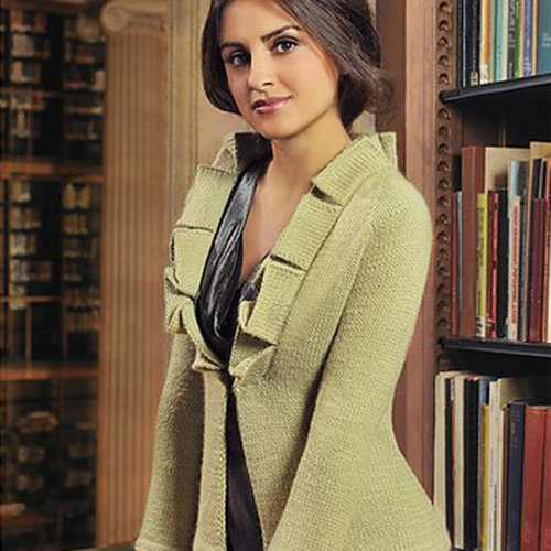 View larger image of Pleated Jacket