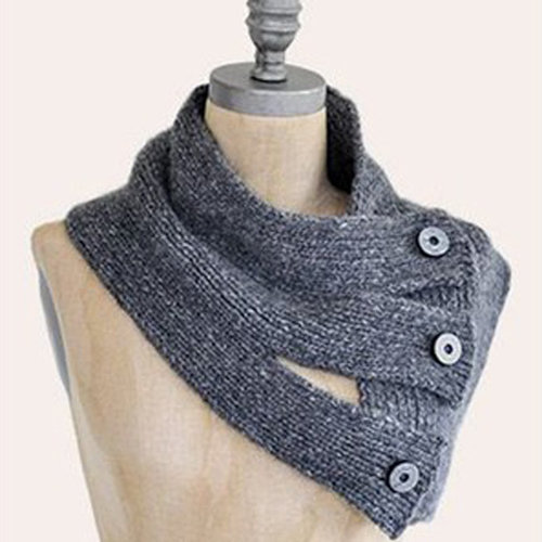 View larger image of Tri-Button Cowl PDF