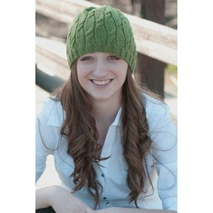 A193 Knotted Rib Hat (Free)