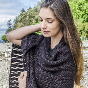 A300 Simply Shimmering Stole (Free)