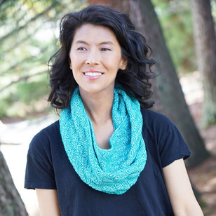 A332 Parallelogram Infinity Scarf (Free)