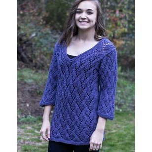 C289 Arcadian Lace Pullover (Free)