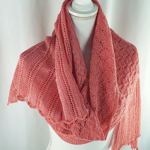 FW280 Coral Reef Stole (Free)