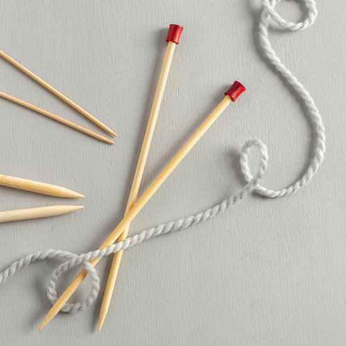 View larger image of 10 Inch Bamboo Single Point Needles
