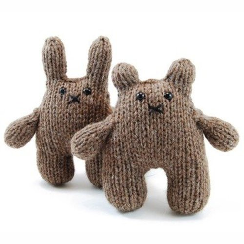 View larger image of Beatrice and Bernard the Inseparable Bunny and Bear PDF