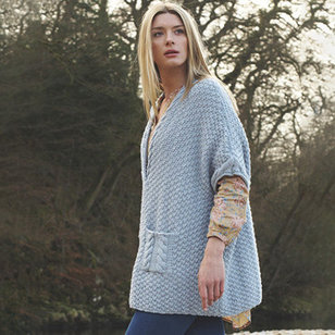 Tunic with Cable Detail Kit