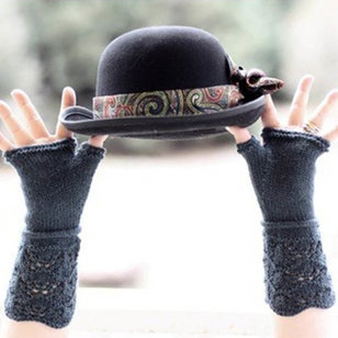 Gingerbread Mitts Kit