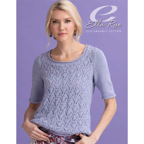 View larger image of 1121-06 Periwinkle Top PDF