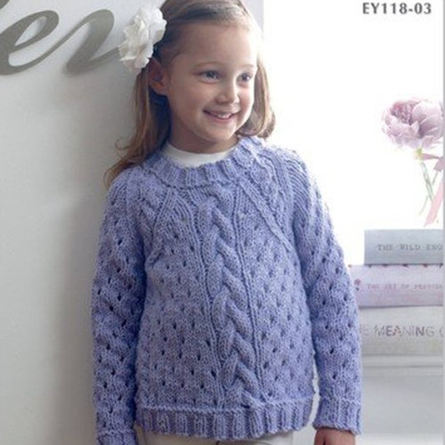 View larger image of Twinkle Sweater PDF