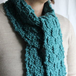 Two by Four Scarf (Free)