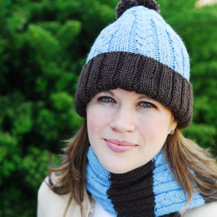 Mable Cap & Scarf PDF