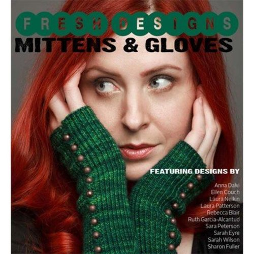 View larger image of Fresh Designs: Mittens and Gloves eBook