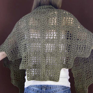 One Step at a Time Shawl PDF