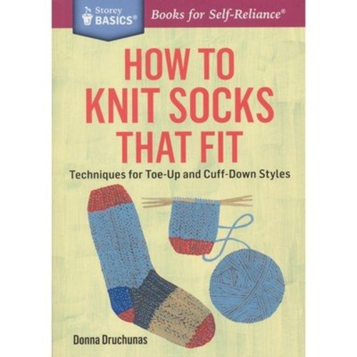 View larger image of How to Knit Socks That Fit