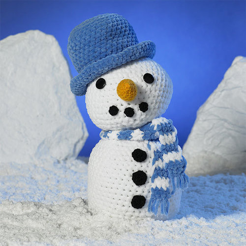 View larger image of JB406 Snowman