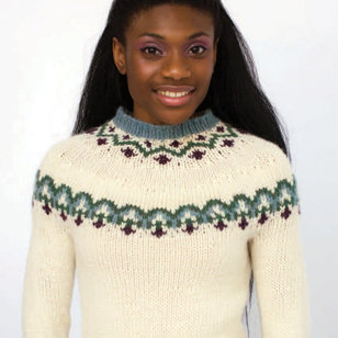 Conness Sweater - The Yorkshire Collection PDF