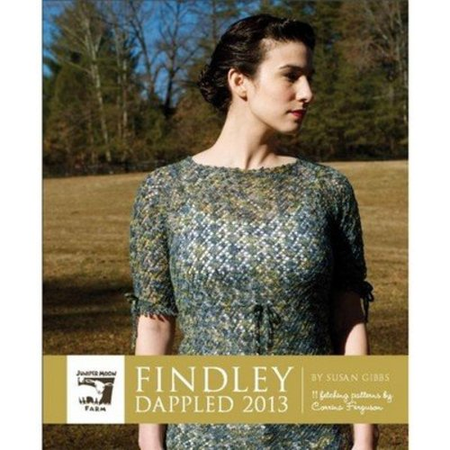 View larger image of Findley Dappled 2013 Pattern Booklet