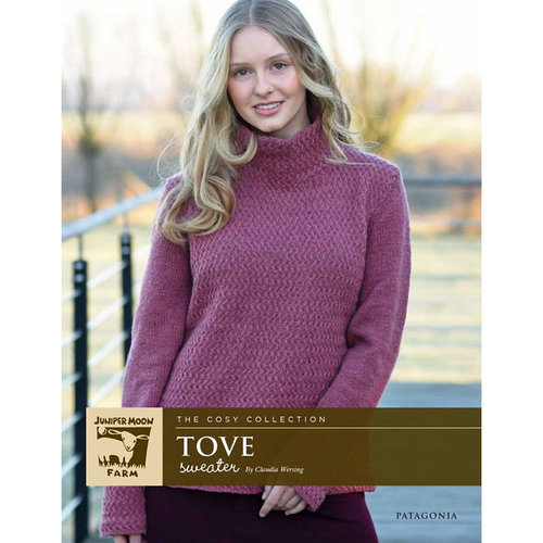 View larger image of J100-02 Tove Sweater PDF