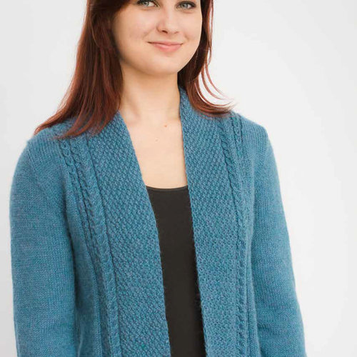 View larger image of Wickenden Cardigan - The Dales Collection PDF