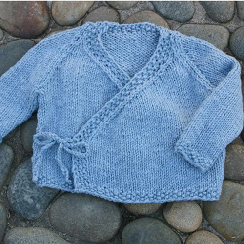 View larger image of Cocoon Sweater PDF