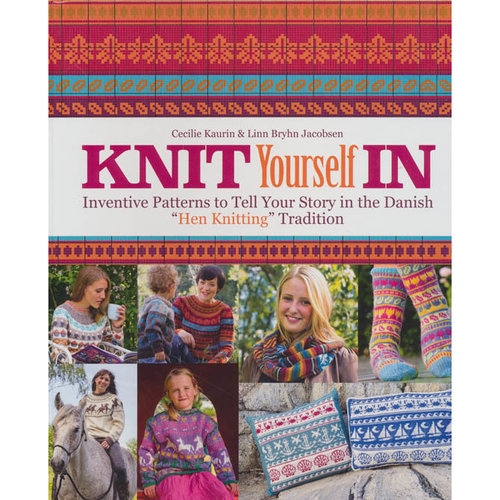 View larger image of Knit Yourself In