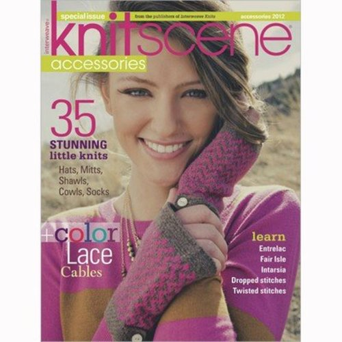 View larger image of Knitscene Accessories Magazine 2012