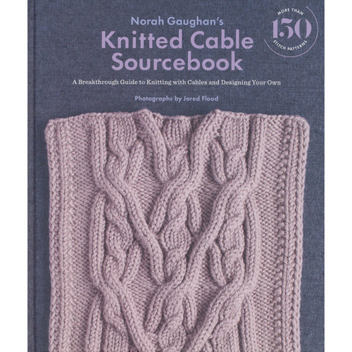 View larger image of Knitted Cable Sourcebook