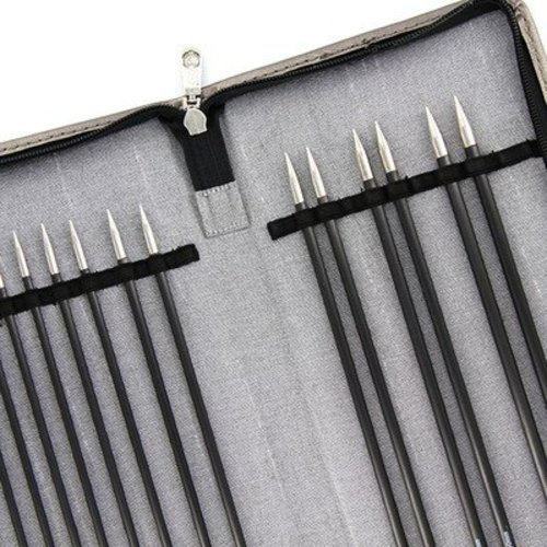 """View larger image of Karbonz Single Point Needle Set 10"""""""