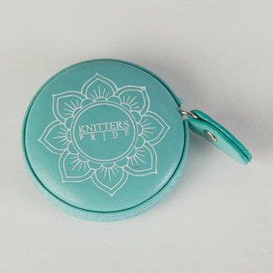 The Teal Retractable Tape Measure