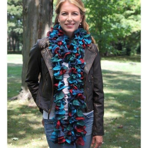 View larger image of Flounce Scarf (Free)