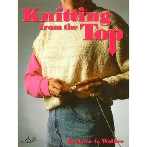 View larger image of Knitting from the Top