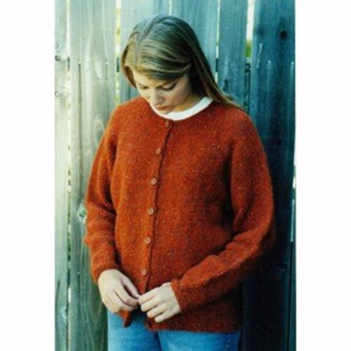 View larger image of 9725 Neck Down Cardigan For Women