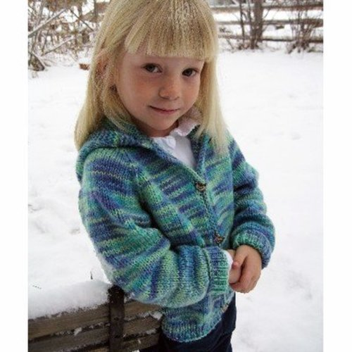 View larger image of 981 Children's Neckdown Cardigan