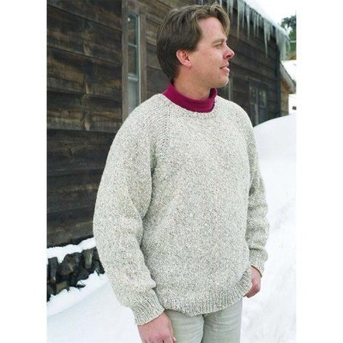 View larger image of 991 Neckdown Pullover For Men