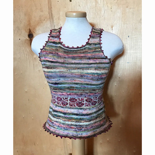 View larger image of Girly Picot Vest PDF