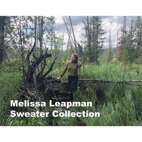 View larger image of Melissa Leapman Sweater Collection eBook